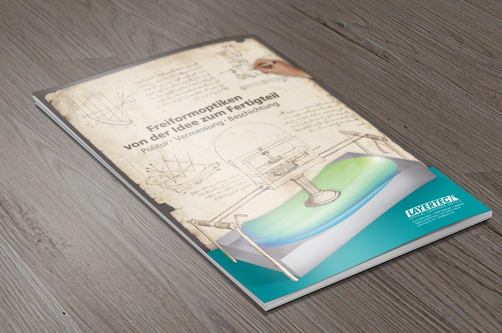 Layertec da Vinci Anzeige